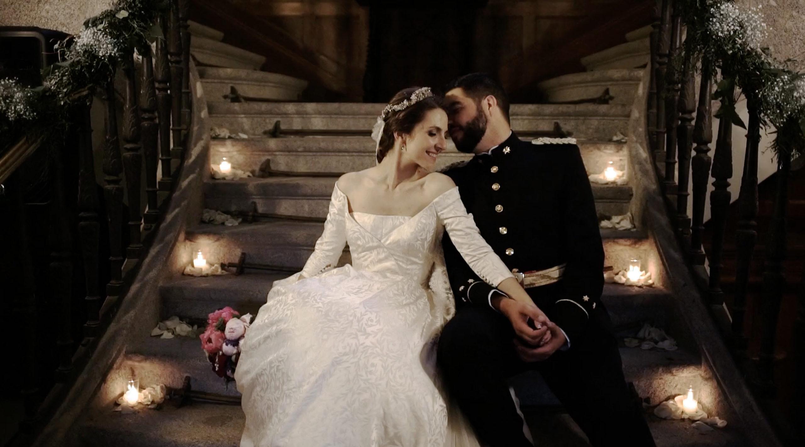 boda palacio el rincón Madrid